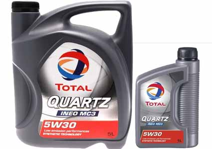 Total Quartz INEO MC3-5W-30 ( 5L )