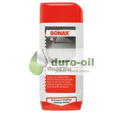 sonax ampon s voskem wash and wax 500ml duro oil. Black Bedroom Furniture Sets. Home Design Ideas