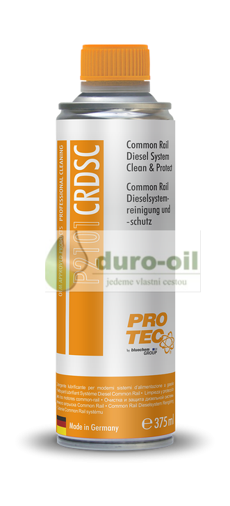 Pro-Tec Common-Rail Diesel System Clean & Protect