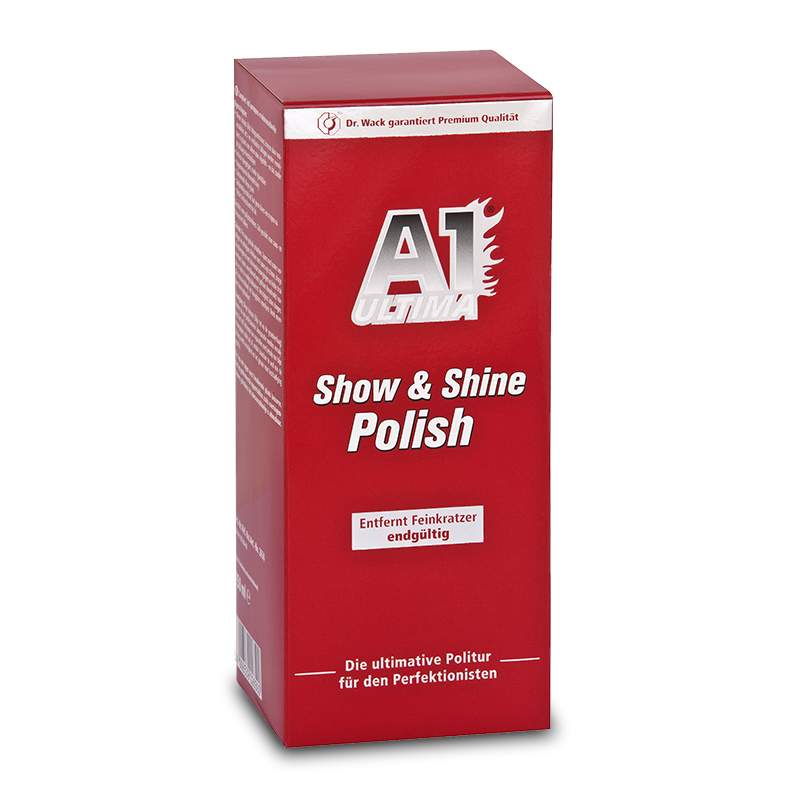 Dr.O.K.Wack A1 ULTIMA Show & Shine Polish (250ml)