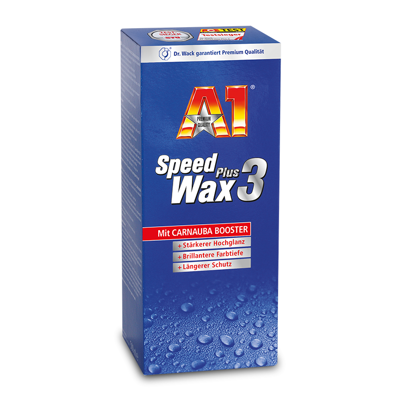 Dr.O.K.Wack A1 Speed Wax Plus 3 (500 ml)