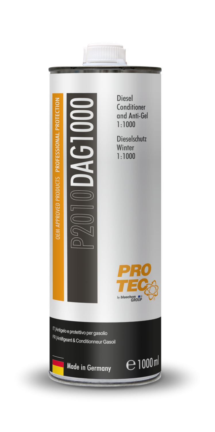 Pro-tec Anti gel 1000ml (1:1000)