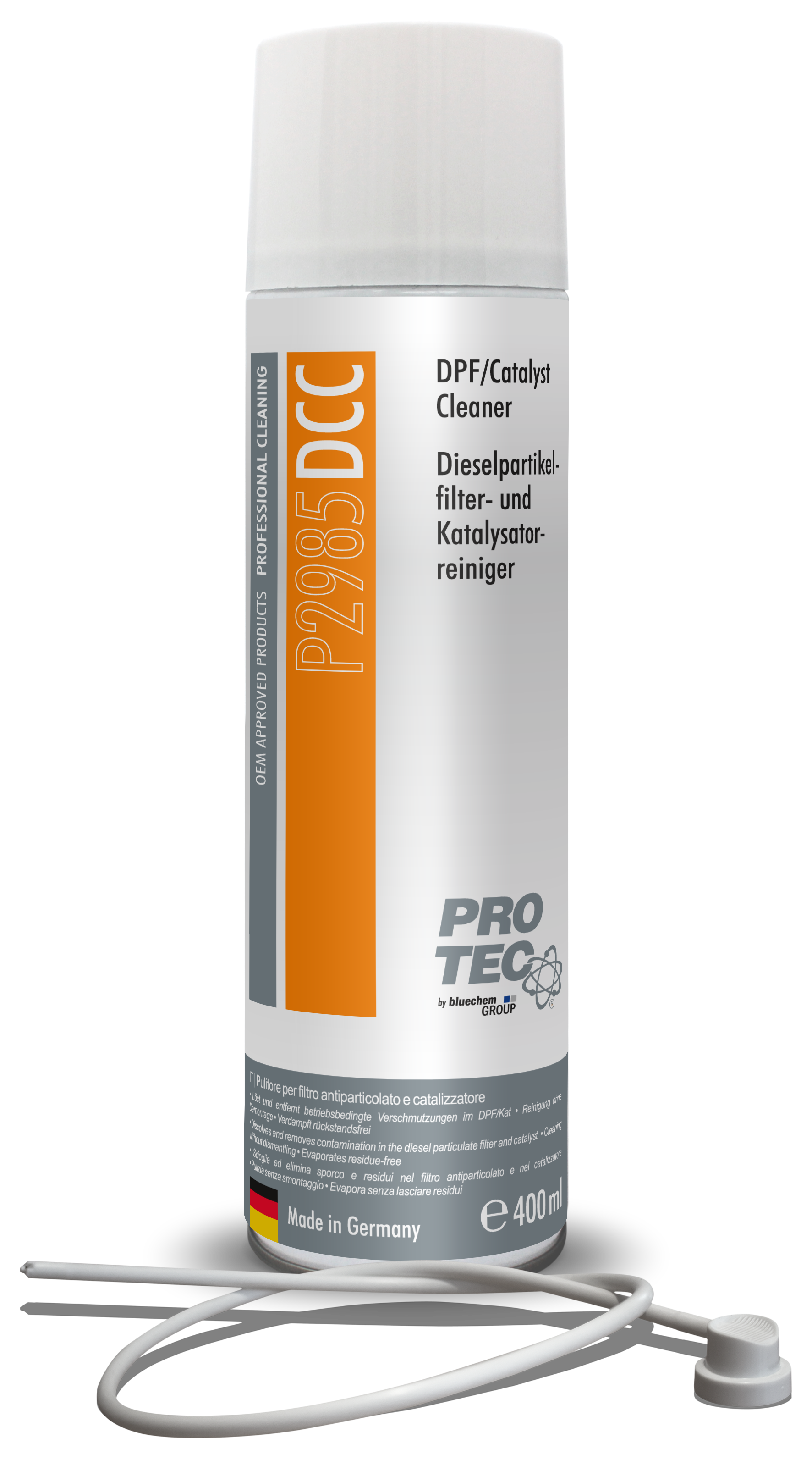 Pro-Tec DPF/Catalyst cleaner (400ml)
