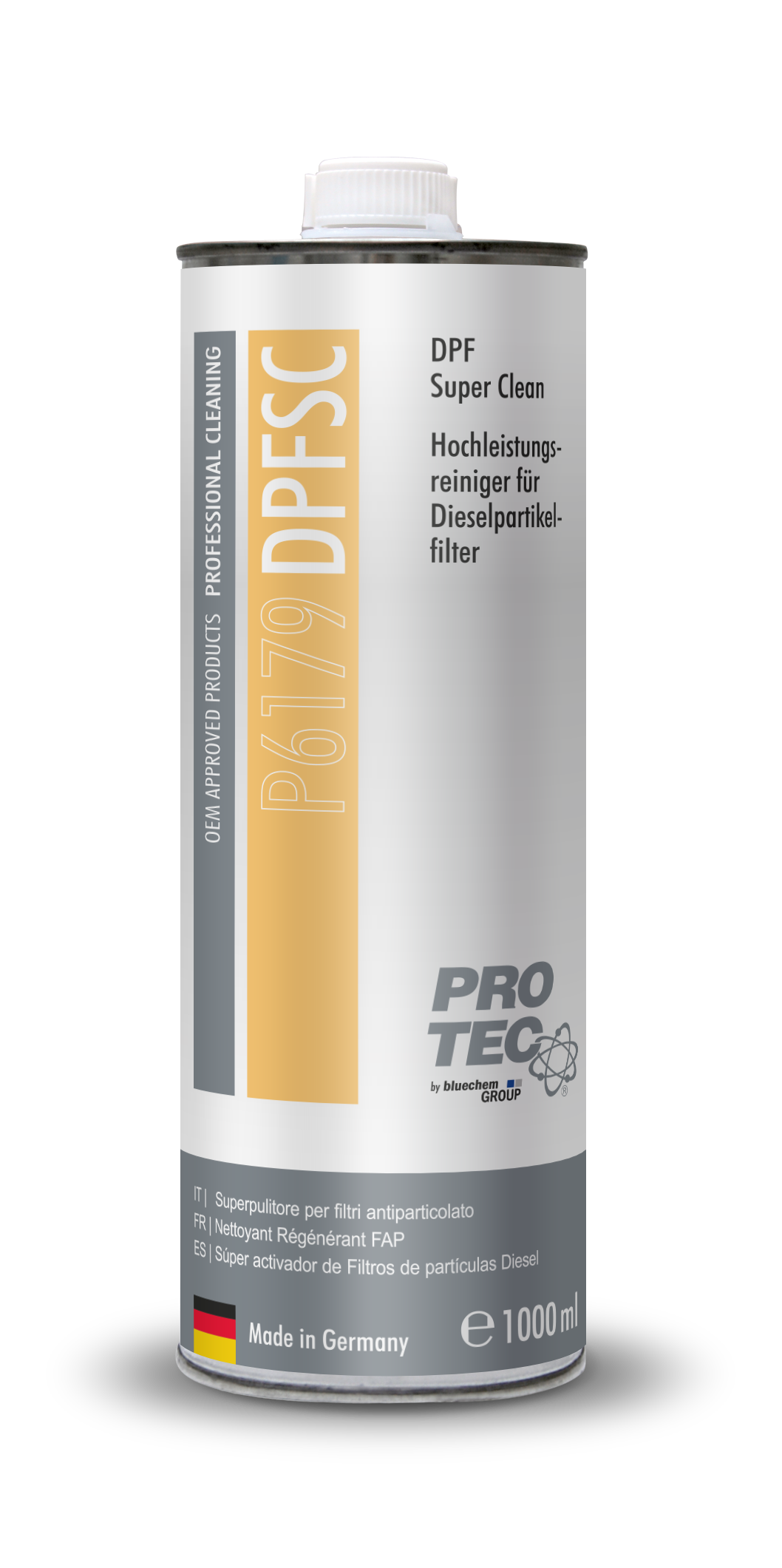 Pro-Tec DPF Super cleaner (375ml)